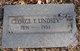 """George Thomas """"Slats"""" Lindsey"""
