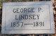 George Patrick Lindsey
