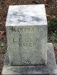 Martha Faye Baker