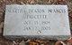 Martha Deaton Francis <I>Francis</I> Faucette