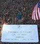 Corp Thomas E Colee