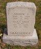 """Andrew J. """"Andy"""" Smallridge"""