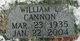Profile photo:  William L Cannon