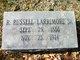 R. Russell Larrimore, Sr