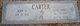 "Gene ""Dino"" Carter"