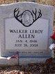 Walker Leroy Allen