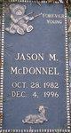 Profile photo:  Jason M. McDonnel