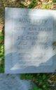 """Elizabeth Ann """"Bettie"""" <I>Taylor</I> Crabtree"""