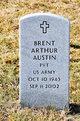 Profile photo:  Brent Arthur Austin