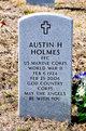 Profile photo:  Austin H Holmes