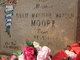 Profile photo:  Billie Maudine <I>Watson</I> Moore