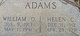 Helen Charlotte <I>Moeller</I> Adams