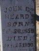 John Griffin Heard