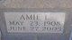 Profile photo:  Amie L. <I>Gibbs</I> Barnes