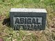 Profile photo:  Abigal <I>Horton</I> Newman
