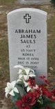 Profile photo:  Abraham James Sauls
