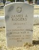 Profile photo:  James A Rogers
