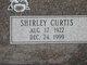 Shirley Jean <I>Curtis</I> Harding