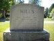Mary Hannah <I>Hirst</I> Mills