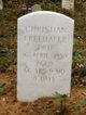 Christian Freehafer, III