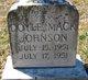 Doyle Mack Johnson