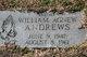William Agnew Andrews
