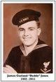 "Profile photo:  James Garland ""Buddy"" Jones"