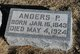 Anders P Anderson