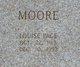 Louise E <I>Page</I> Moore