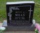 Profile photo:  Betty J. Mills