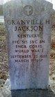 Granville H. Jackson