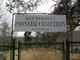 Dan Woosley Pioneer Cemetery