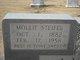 "Mary Jane ""Mollie"" <I>Steifel</I> Ayers"