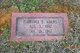 Florence Ethel <I>Roberson</I> Adams