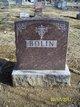 Profile photo:  John E. Bolin