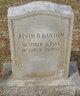 Profile photo:  Alvin Benjamin Banton