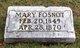 Mary Fosnot