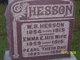 Emma E. <I>Wilcoxen</I> Hesson
