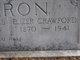 Elizer <I>Crawford</I> Naron