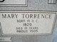 Mary M <I>Torrence</I> Sims