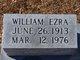 William Ezra Carlisle