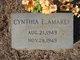 Cynthia E Amaker