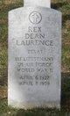 Profile photo:  Rex Dean Laurence