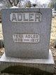 Tena <I>Bernstein</I> Adler
