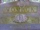 Varina <I>Hovis</I> Womack