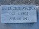 William Lucius Aycock