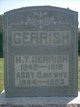 Asby Christina <I>Flint</I> Gerrish
