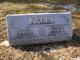 Lizzie Linda <I>Leech</I> Zarr