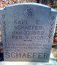 Karl E Schaefer