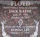 Jack Wayne Floyd